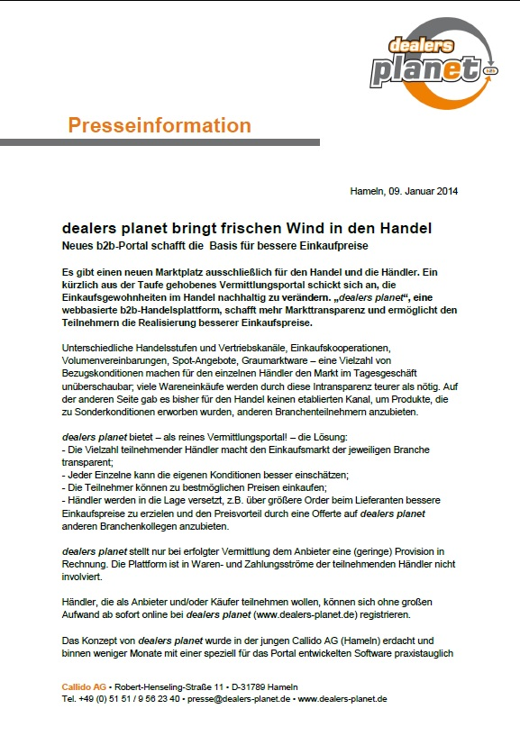 Basis Presseinformation_Voransicht
