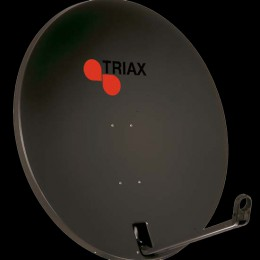 TRIAX TDS 110 Antenne Stahl 110cm Anthrazit